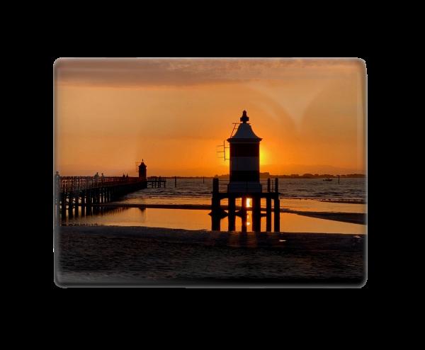 Sonnenaufgang - Fliese 10 x 15 cm